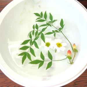 浮き花〜透かし百合