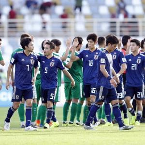 アジア杯初戦