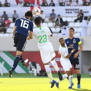 アジアカップ決勝トーナメント