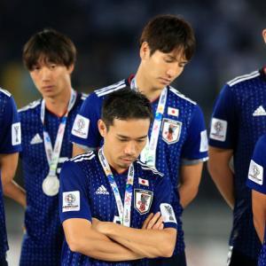 アジアカップ決勝