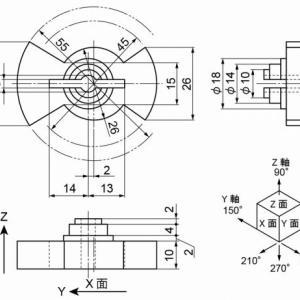 『テクニカルイラストを描くための機械図面読図セミナー』と『忘年会』のご案内