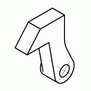 テクニカルイラスト技能検定2級の解説 その9
