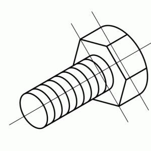 テクニカルイラスト技能検定2級の解説 その10