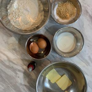 アメリカンドーナツの作り方4
