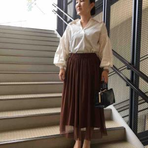 マリリンムーン ワイドカラーエンブロイダリースキッパーシャツ&ドレス