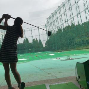 汗だくゴルフ