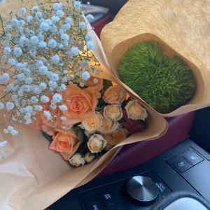 お花を買いに
