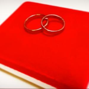 結婚記念日♡末永く宜しくお願い致します。