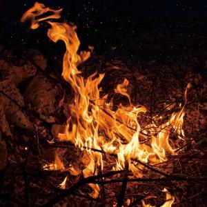 いつかの焚き火