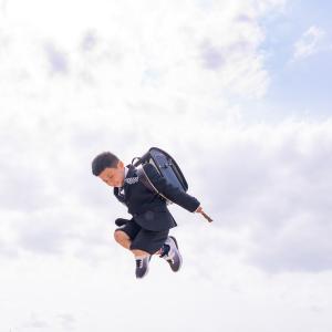 未来へジャンプ!