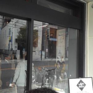 今日は!学校販売→モーニング→ハタケヤマの展示会