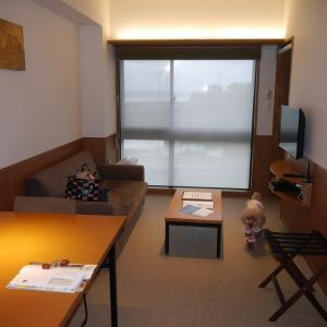 愛犬とのおでかけ2019年10月旅行5-お宿はレジーナリゾートびわ湖長浜さん♪-