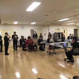 東京都日中・経済ビジネスクラブ会議50名以上の参加 中国大使館も参加し渋谷にて開催2019/12/16