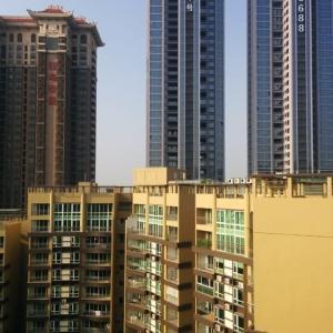 北京UniversalStudioも市内東部に完成、そして東京東部地区豊洲、有明も同様に激変だ!