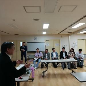 「経済ビジネスクラブ会議」(日中友好協会東京都日中) 中国大使館等参加予定40名 12/16@渋谷 ビジネスが、仲間が、百年時代ビジネスは無限~