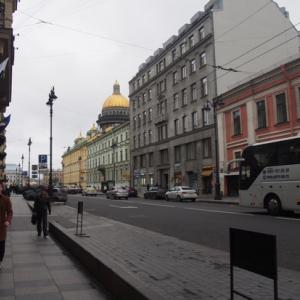 着物でロシア旅行(13) エルミタージュ美術館