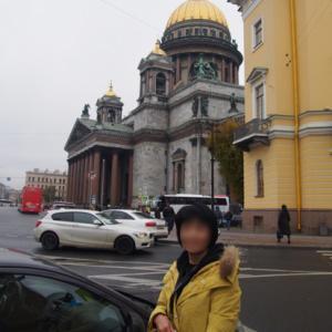 着物でロシア旅行(15) 「罪と罰」の舞台を歩く