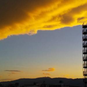 わが町から見た「日の出」21      2020.09.02