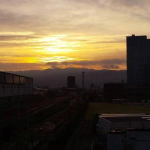 わが町から見た「日の出」24      2020.09.26