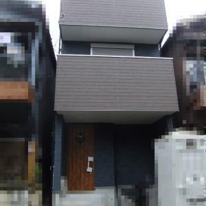 大阪府八尾市の木造3階建て住宅(J 邸)-3 完了検査