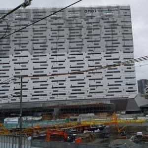 210812-現場10(JR新今宮駅前に建設するホテル「OMO7(おもせぶん)」)