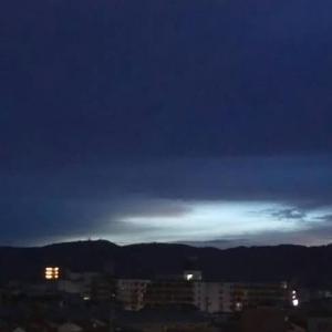 わが町から見た「日の出」34     2021.08.24