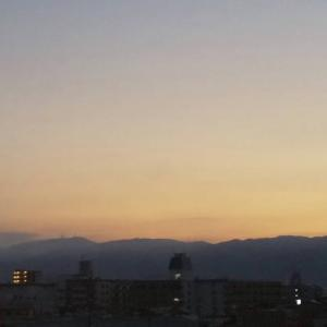 わが町から見た「日の出」35     2021.08.30