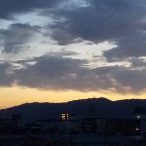 わが町から見た「日の出」36     2021.09.06