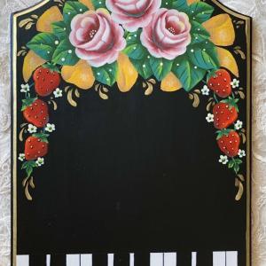 ピアノのサインボード