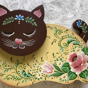 バウエルンマーレライのネコ