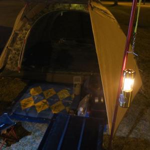 一人でキャンプ 3
