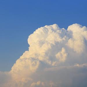 にゅうどう雲