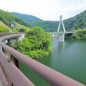 仁賀ダム湖