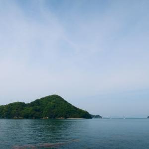 豊島からの瀬戸の風景