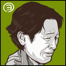 TBSドラマ「下町ロケット」から、岡田浩暉さんの似顔絵です