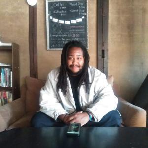 長野県須坂市 ゲストハウス蔵 ジャマイカJさん