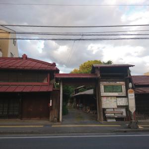 栃木県鹿沼市 久保町バス停待合所