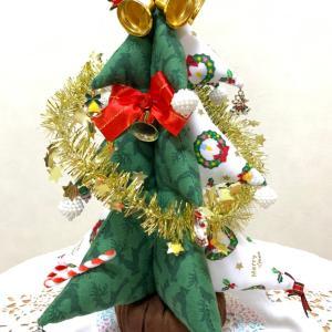 クリスマスツリー そしてマスク~