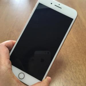 iPhoneが・・・!!