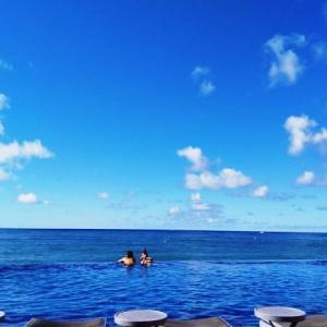 2019 Hawaii diary~シェラトン・インフィニティプールとレアヒラウンジ~