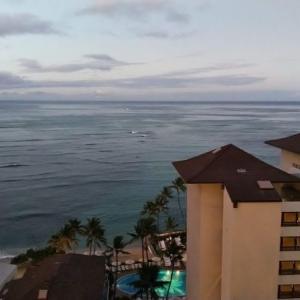 2019 Hawaii diary~Lyftに乗ってダニエル空港JALハレラウンジへ~