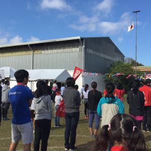 日本人学校、大運動会2019。