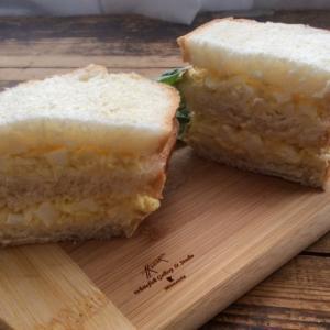 自家製食パンで朝ごはん&ルバーブの手作りコンフィチュール
