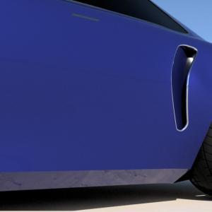 3D CAD Car