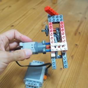 ★レゴ・テクニック、電動モーター(パワーファンクション)の使い方~LEGO Power Function Moter