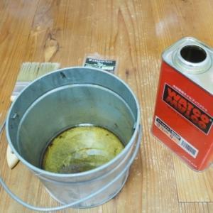★ワトコオイルでムク板フローリングのメンテナンス~塗り方&ベタツキ対策、商品リスト