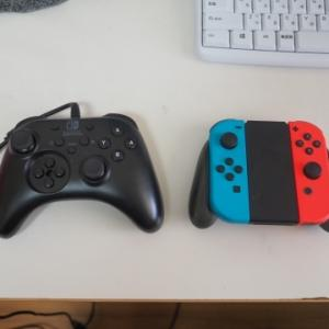 ★スイッチ版マイクラ用にコントローラ購入!~ホリパッドfor Nintendo Switch(有線)