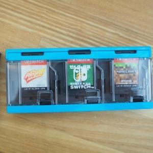 ★出し入れ簡単!スイッチ用カードケース・ベストバイはこれだ!!~ホリ・プッシュカードケース6 for Nintendo Switch