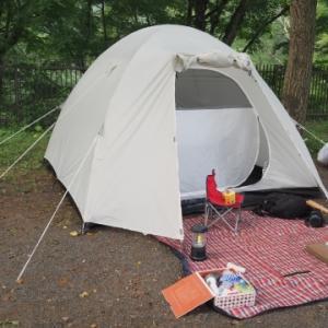 ★はじめての自前テントで家族キャンプ!~イグニオ・キャンプスタートパッケージ
