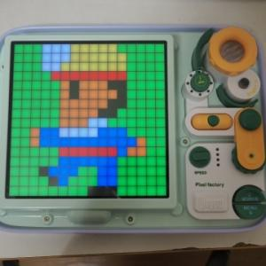 ★ドット絵にかけた青春がよみがえる!~お絵描きボードDivoom「Pixel Factory(ピクセルファクトリー)」買いました